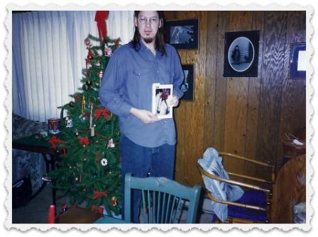 Eldest Son Craig - 1994