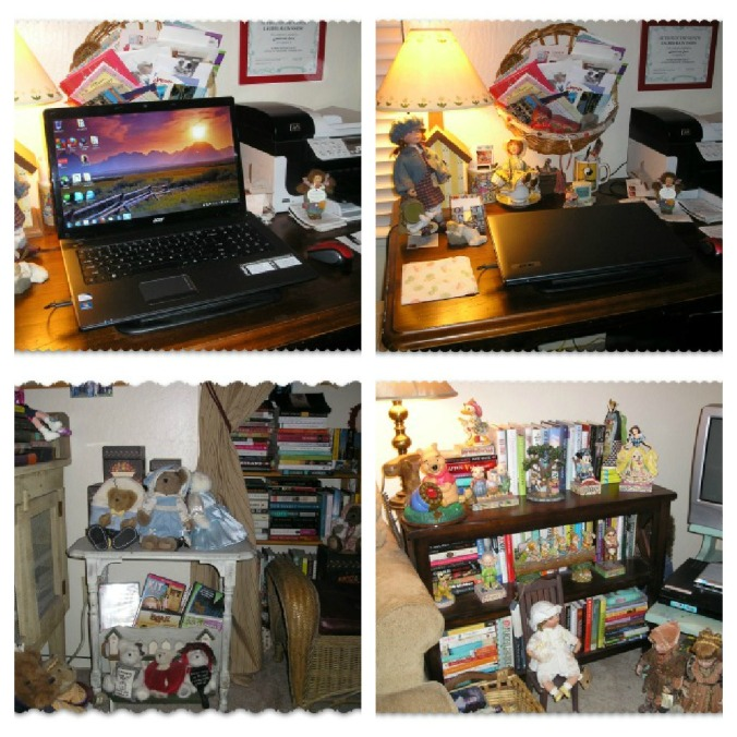 Office -- a Collage