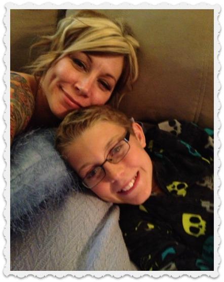 Heather and Noah