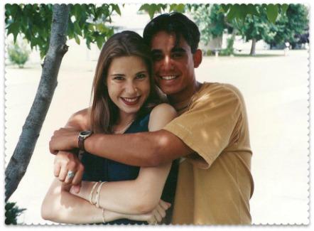 Amy & Ric in Santa Cruz