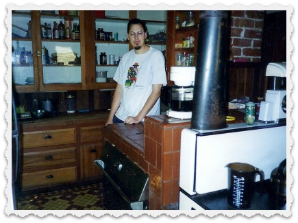 Loved the kitchen!