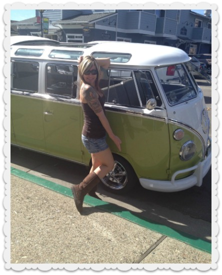 Heather - Hippie Girl