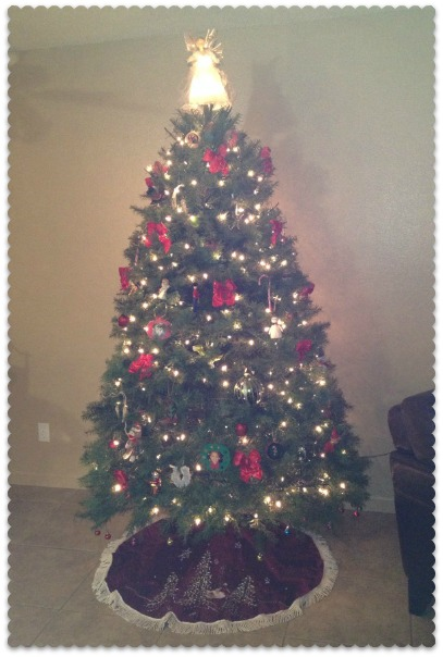 Heather, Steven, & Noah's tree