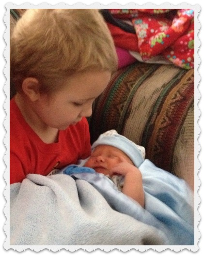 Brothers - Logan and Lane