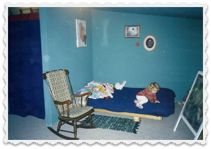 fiona's room in guesthouse - friant