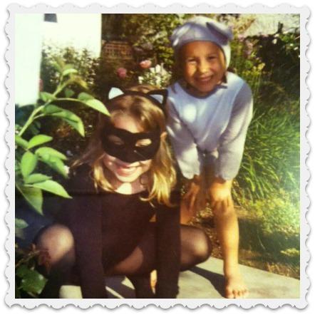 Fiona and Dani - little girl friends