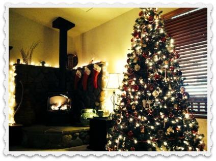 Christmas at Amy's