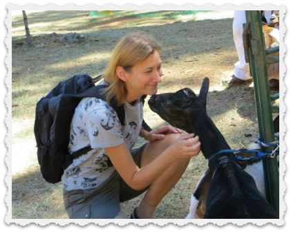 August 2015 - Gabi at Grass Valley Fair