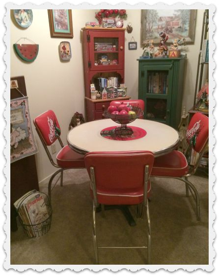 dining room changes in august - ii
