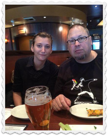 Gabi and Craig - Elephant bar in Sept