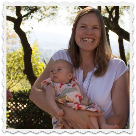 Sept. Emily & Baby Margaret