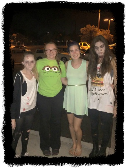 Aubrey, etc., Halloween