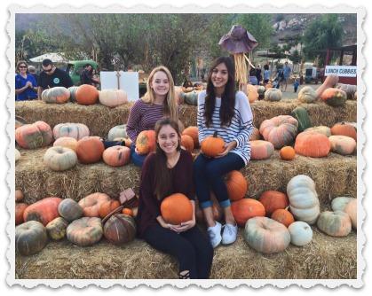 Aubrey & friends - november