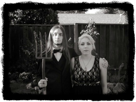 Tomas and Fiona - American Gothic Redux