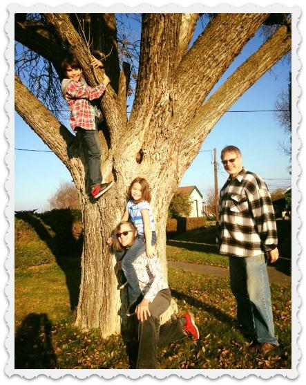 Eldon, Marie, Gavin & America