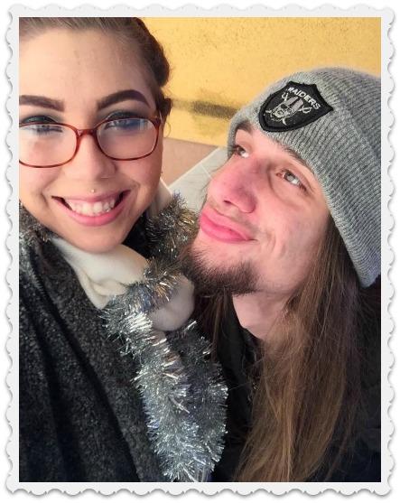 Fiona & Tomas New Year