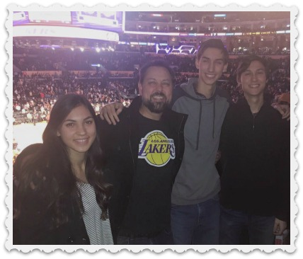 Seeing the Lakers