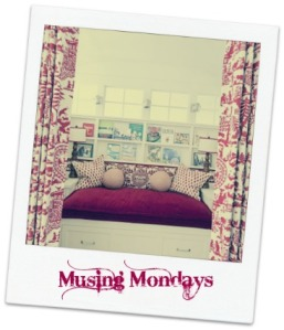 a bookish window seat-musings logo