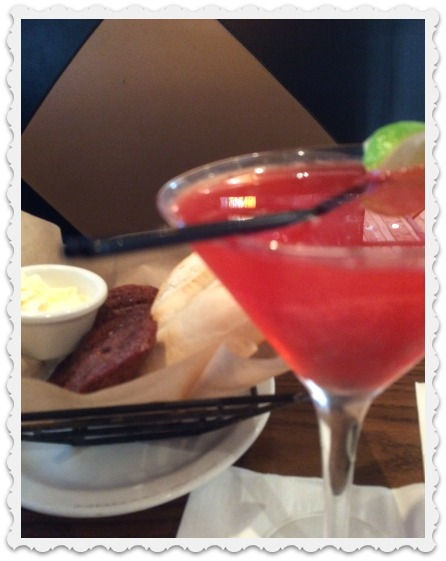 a celebratory martini - feb 18