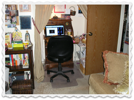 Office Nook & Surroundings - June 9